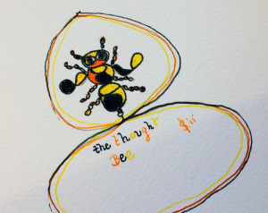 the zooomorphic thought bee